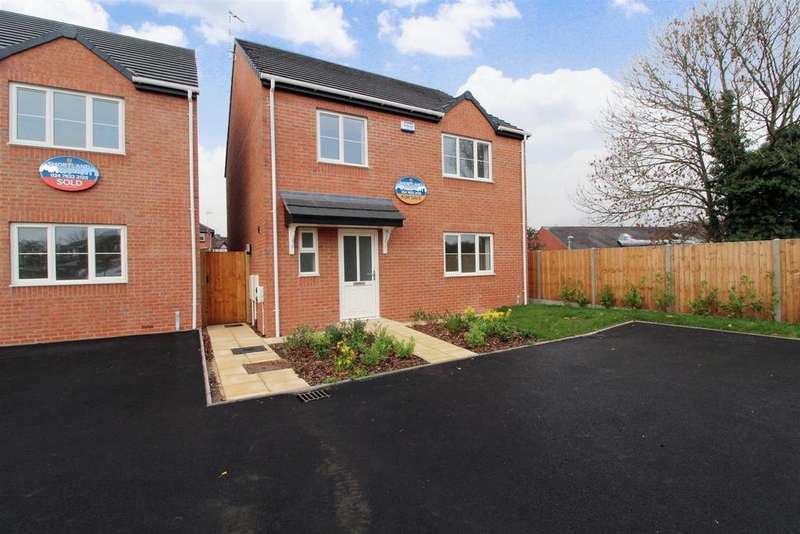 4 Bedrooms Detached House for sale in Wood Hill Rise, Coventry