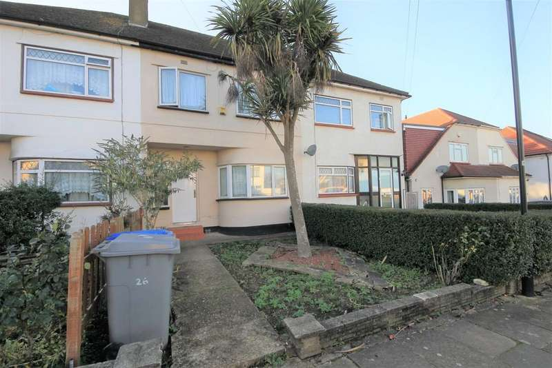 3 Bedrooms Terraced House for sale in Perth Avenue, Kingsbury