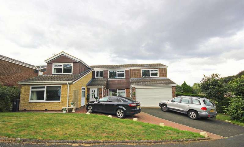 5 Bedrooms Detached House for sale in Longdean Park, Chester Le Street