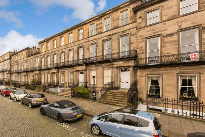 3 Bedrooms Flat for sale in 10 (Flat 1) Regent Terrace, Edinburgh, EH7 5BN