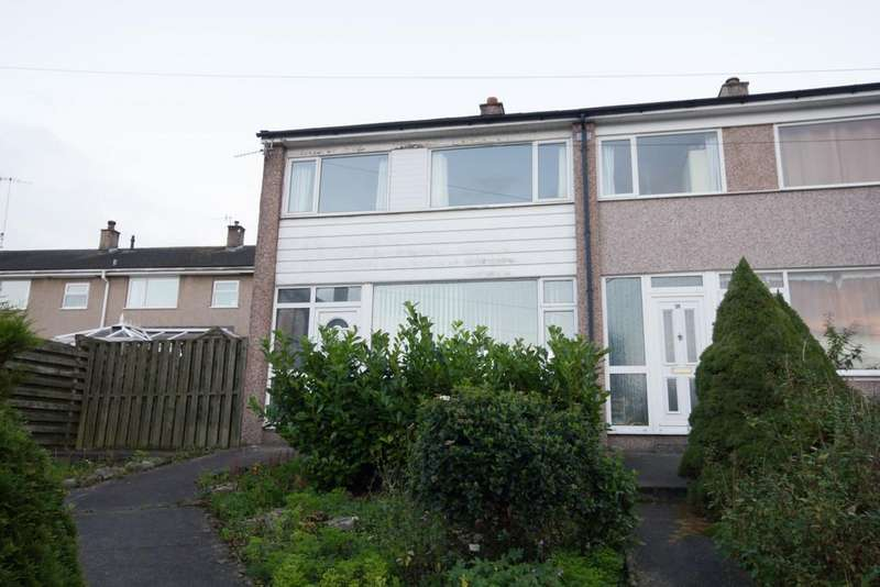 3 Bedrooms End Of Terrace House for sale in Kendal Parks Crescent, Kendal, Cumbria