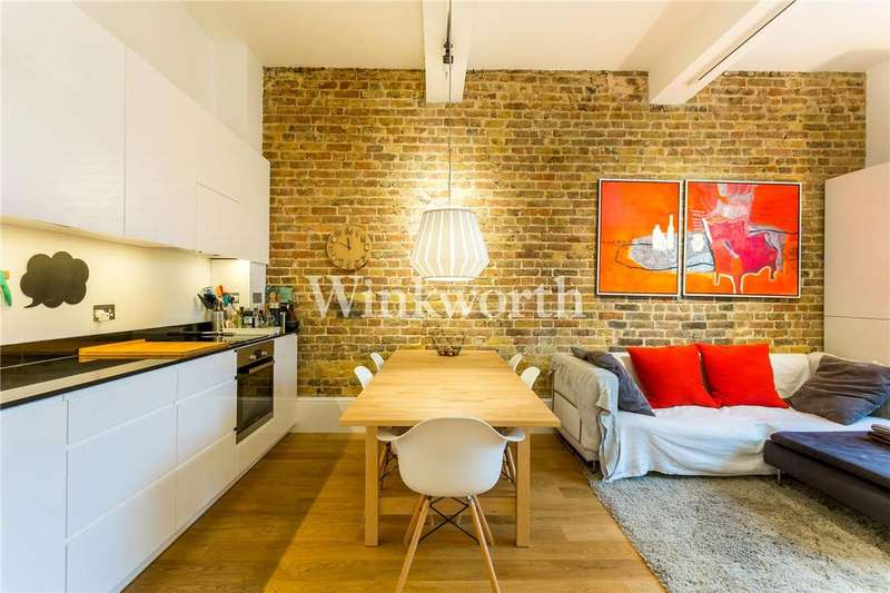 2 Bedrooms Flat for sale in Old School Court, Drapers Road, London, N17