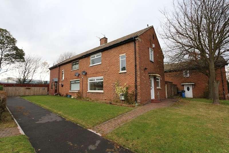 3 Bedrooms Semi Detached House for sale in Neville Road, Peterlee, Durham, SR8 2AF