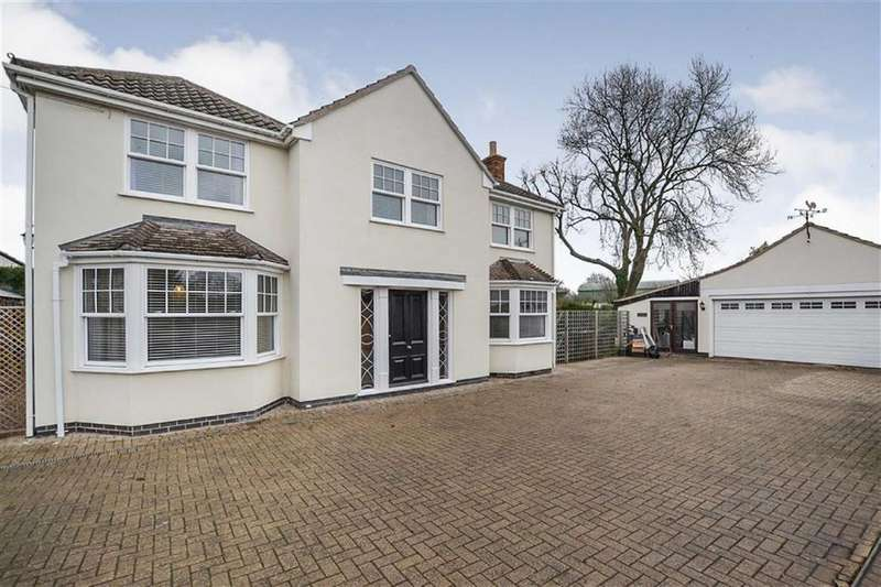 4 Bedrooms Detached House for sale in Higham On The Hill