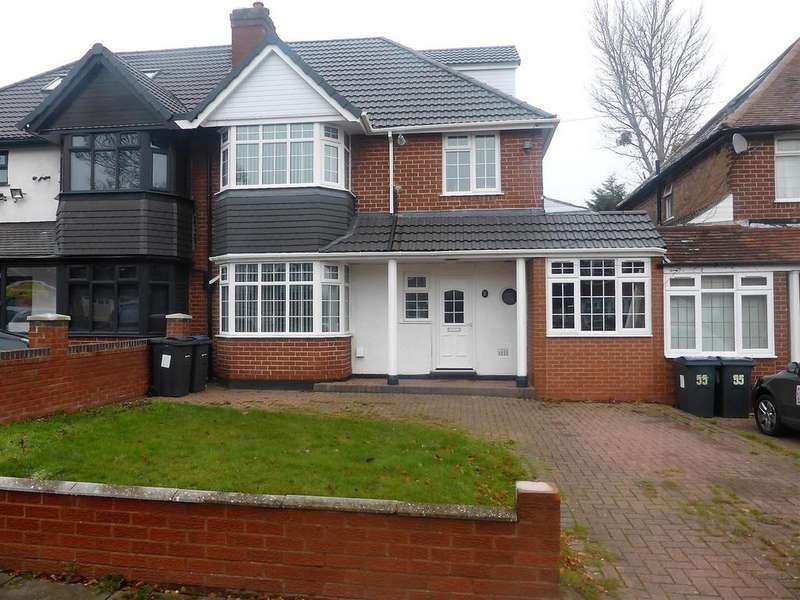 4 Bedrooms Semi Detached House for sale in Sandhurst Avenue, Birmingham