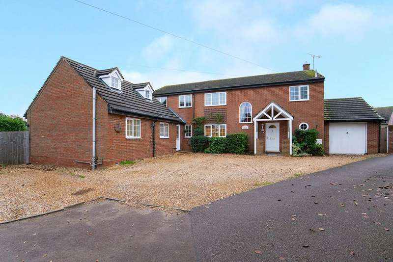6 Bedrooms Detached House for sale in Fildyke Close, Meppershall, Shefford, SG17