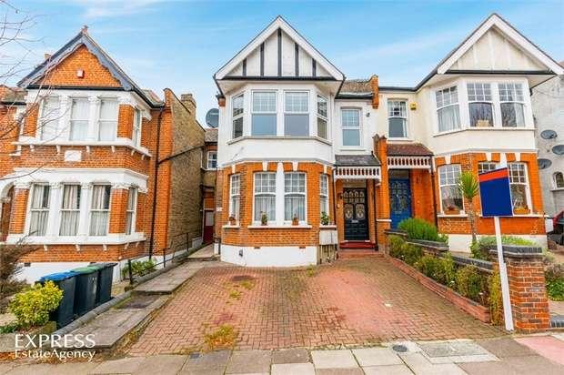 2 Bedrooms Flat for sale in Derwent Road, London