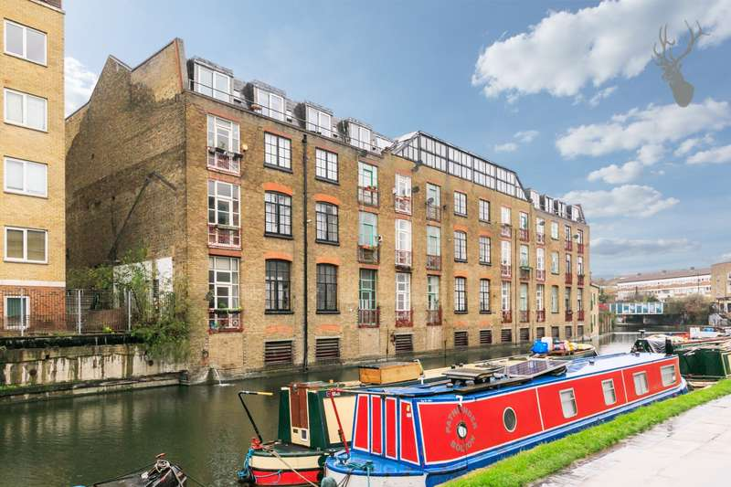 2 Bedrooms Flat for sale in London Wharf, Wharf Place, Hackney, E2