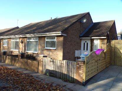 2 Bedrooms Semi Detached House for sale in Orwell Road, Kirkdale, Liverpool, Merseyside, L4