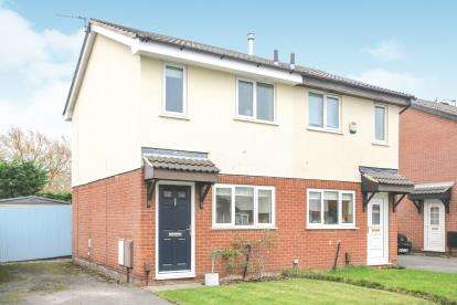 2 Bedrooms End Of Terrace House for sale in Drake Road, Altrincham, Great Manchester, .