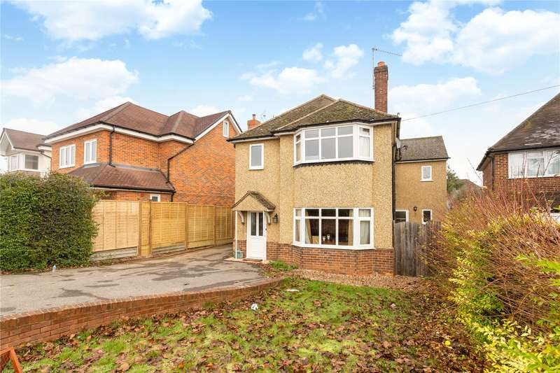 4 Bedrooms Detached House for sale in Birdwood Road, Maidenhead, Berkshire, SL6