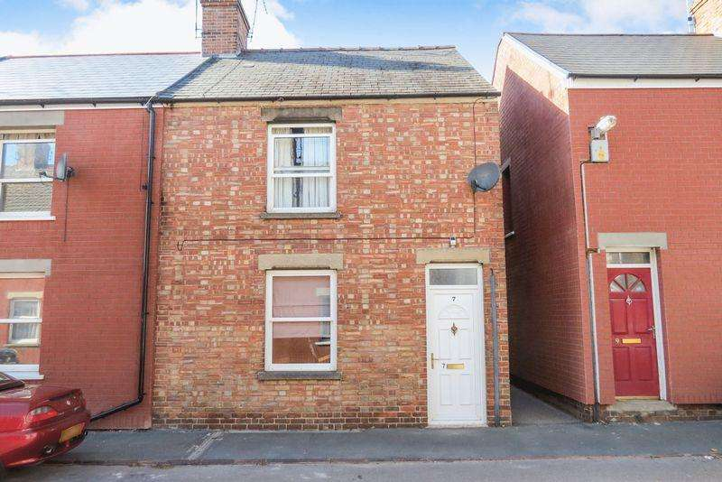 3 Bedrooms Terraced House for sale in Central Bourne