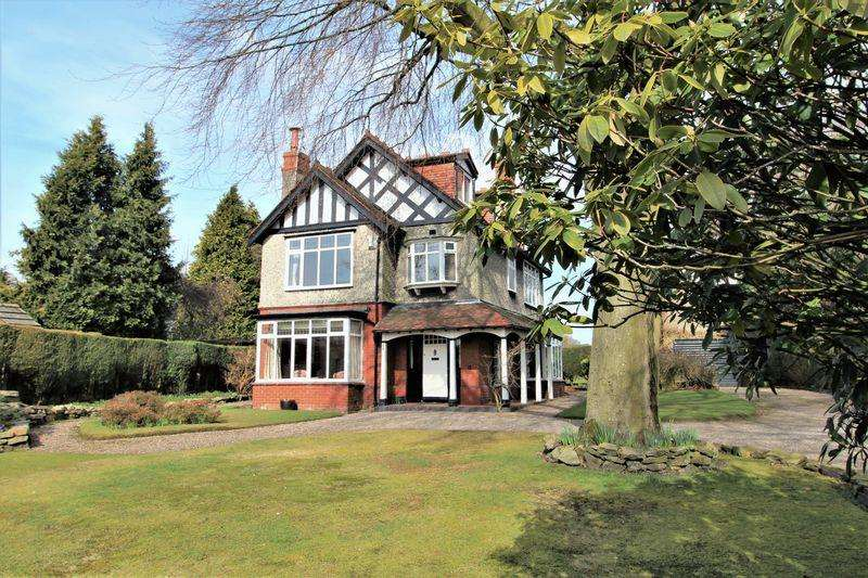 6 Bedrooms Detached House for sale in Parrs Lane, Aughton, Ormskirk