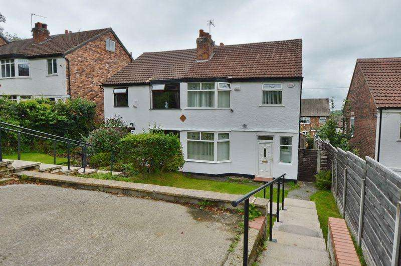 3 Bedrooms Semi Detached House for sale in Lowther Road, Prestwich, Manchester