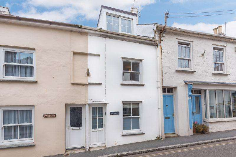 2 Bedrooms Cottage House for sale in Fore Street, Marazion