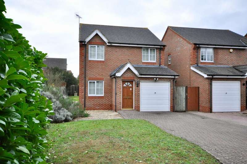 3 Bedrooms Detached House for sale in Arne Close, Reading Road, Winnersh, Wokingham, RG41 5GN