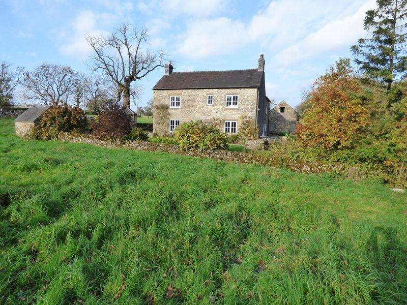 3 Bedrooms Farm House Character Property for sale in Grindon, Leek