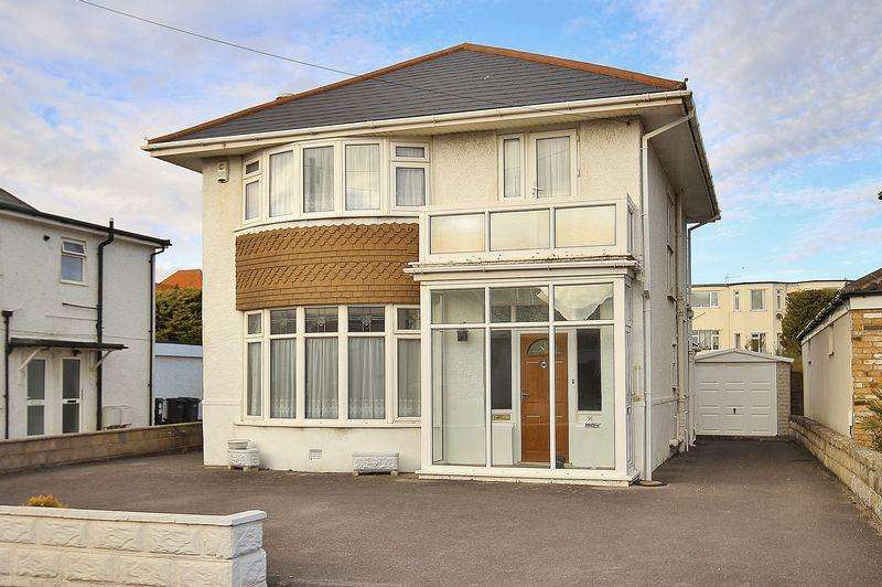 4 Bedrooms Detached House for sale in Southbourne Overcliff Drive, Southbourne, Bournemouth