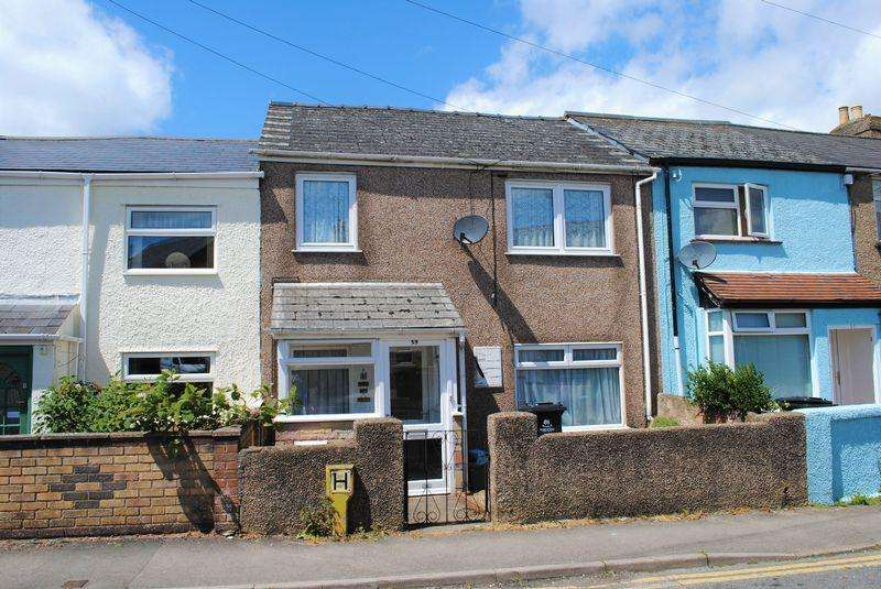 2 Bedrooms Terraced House for sale in Woodside Street, Cinderford