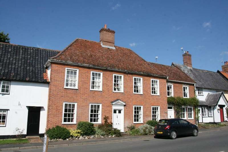 5 Bedrooms Manor House Character Property for sale in Hoxne, Nr Eye