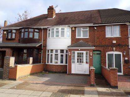 3 Bedrooms Terraced House for sale in Staveley Road, North Evington, Leicester, Leicestershire