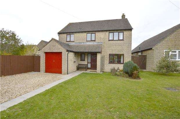 5 Bedrooms Detached House for sale in Munday Close, Bussage, Gloucestershire, GL6 8DG