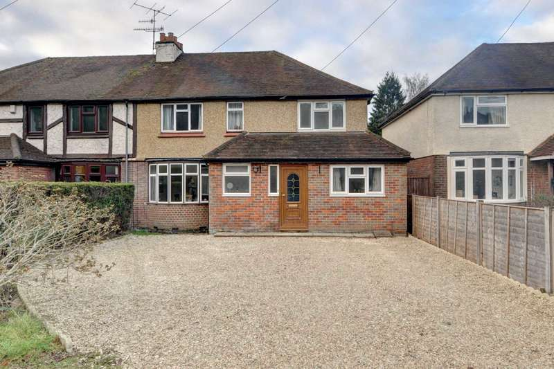 3 Bedrooms Semi Detached House for sale in Bradenham Road, West Wycombe