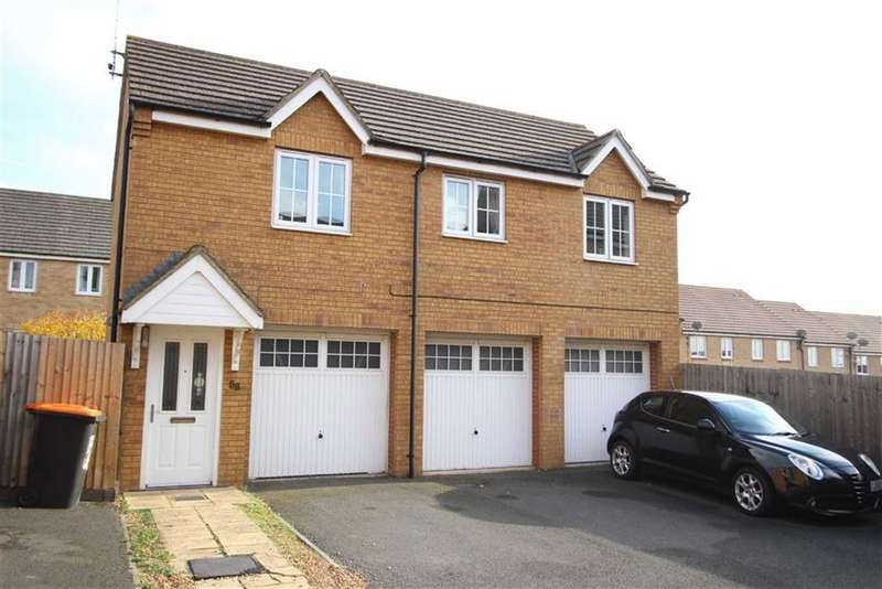 2 Bedrooms Apartment Flat for sale in Cooper Drive, Leighton Buzzard