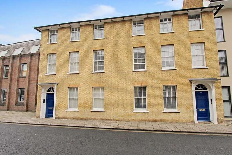 3 Bedrooms Apartment Flat for sale in Flat, 45 Mill Street, BEDFORD, MK40