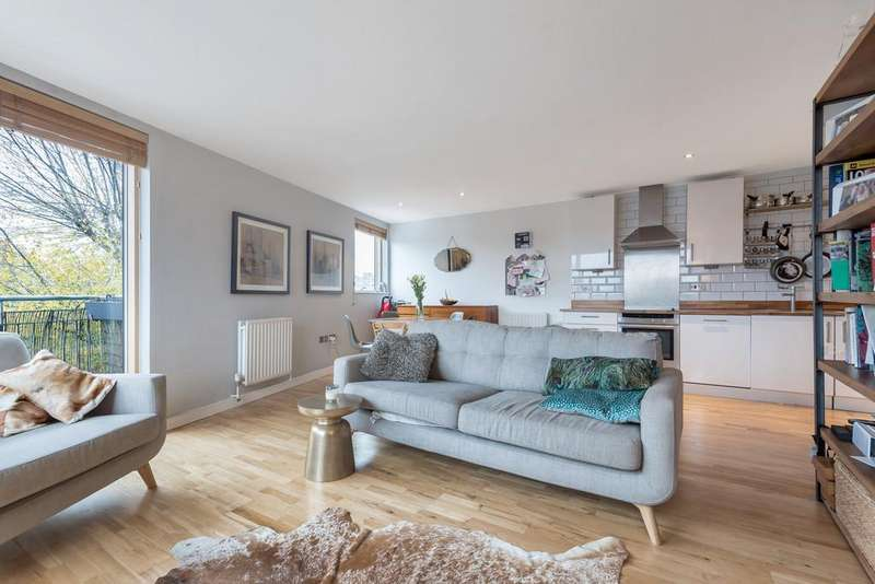 2 Bedrooms Apartment Flat for sale in Artesian House, Alscot Road, SE1