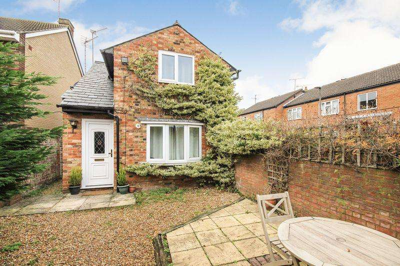 2 Bedrooms End Of Terrace House for sale in Baker Street, Ampthill