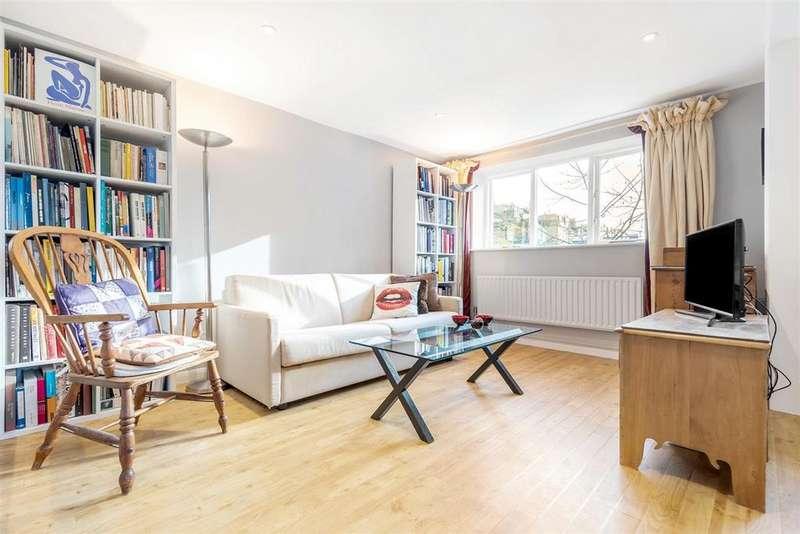 1 Bedroom Flat for sale in Battersea Rise, SW11
