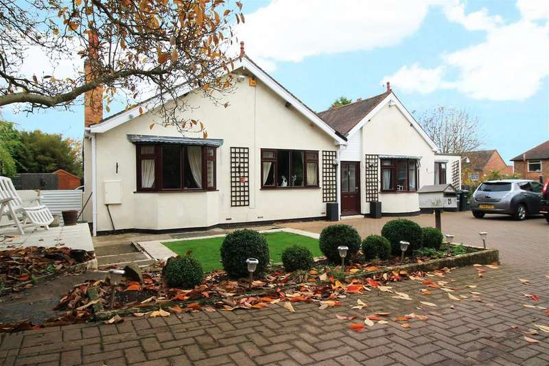6 Bedrooms Detached Bungalow for sale in Westdale Crescent, Carlton, Nottingham