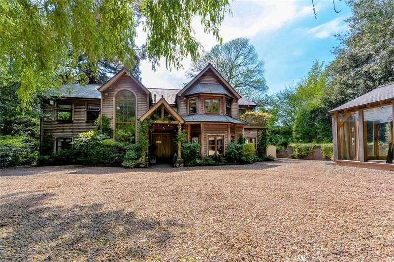 6 Bedrooms Detached House for sale in Bearwood Road, Wokingham, Berkshire, RG41