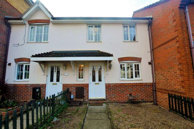 3 Bedrooms Terraced House for sale in High Street South, Dunstable, Bedfordshire, LU6 3NX