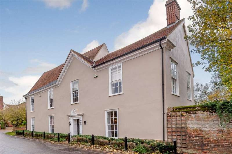 6 Bedrooms Unique Property for sale in Ellis Street, Boxford, Sudbury, Suffolk, CO10