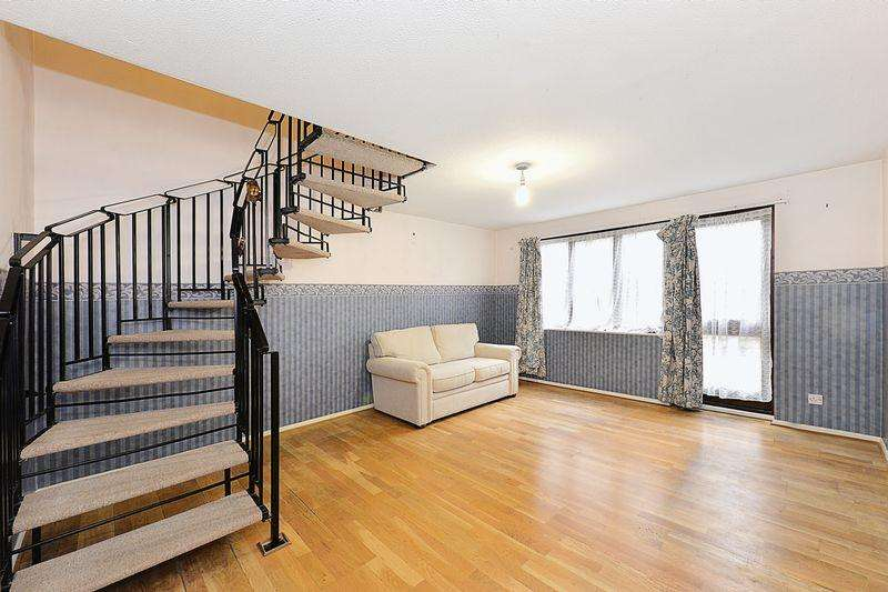 2 Bedrooms Terraced House for sale in Claire Place, Isle Of Dogs, E14