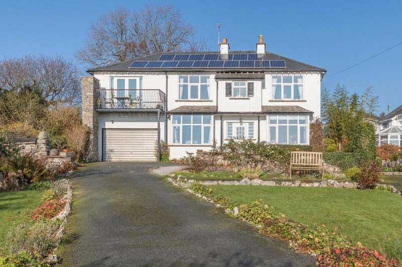 5 Bedrooms Detached House for sale in Hillgarth, 44 Highfield Road, Grange-over-Sands