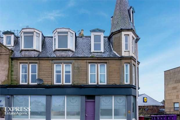 2 Bedrooms Flat for sale in Brothock Bridge, Arbroath, Angus
