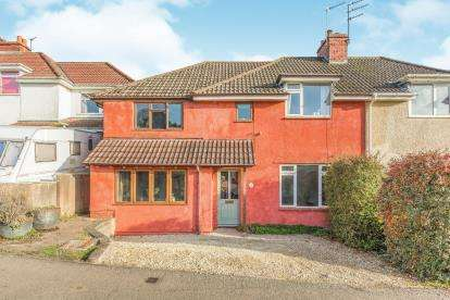 4 Bedrooms Semi Detached House for sale in Parsonage Close, Winford, Bristol