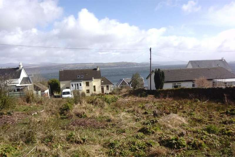 Plot Commercial for sale in 27 - 29, Eccles Road, Dunoon, Argyll And Bute