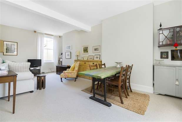 2 Bedrooms Flat for sale in Herschell Mews, Camberwell