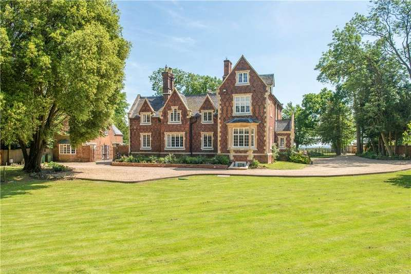 7 Bedrooms Detached House for sale in Akeley, Buckingham, MK18