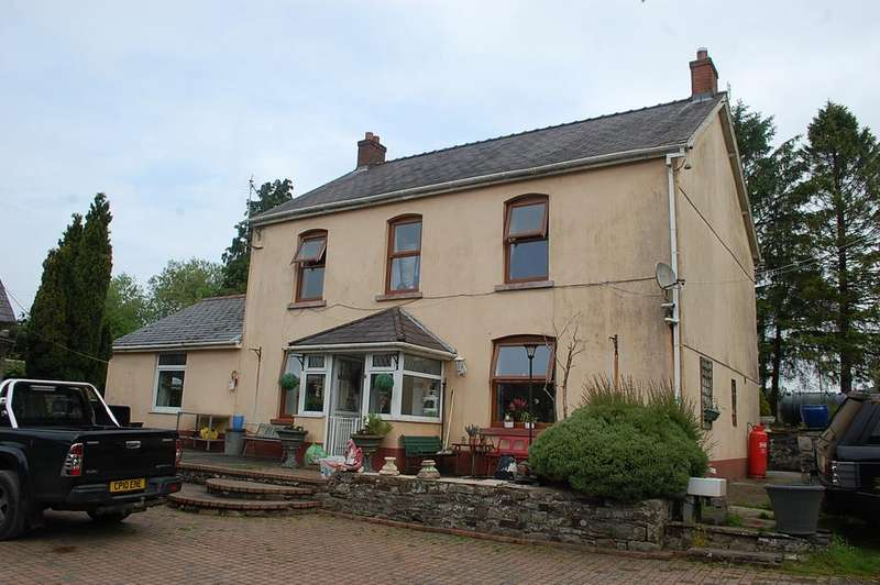 3 Bedrooms Farm House Character Property for sale in Ty Croes CARMARTHENSHIRE