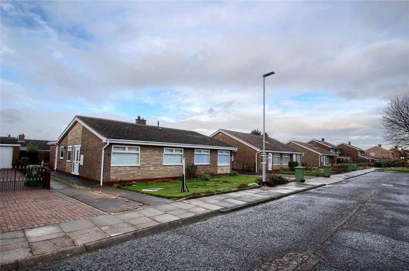 3 Bedrooms Semi Detached Bungalow for sale in Eastleigh, Thornaby