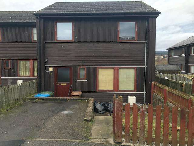 3 Bedrooms End Of Terrace House for sale in Milnafua, Alness IV17