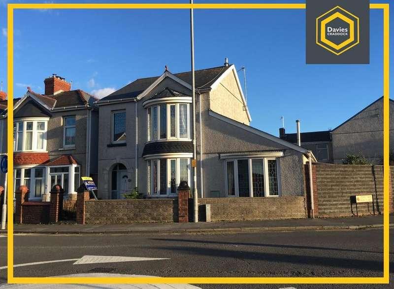 4 Bedrooms Detached House for sale in Queen Victoria Road, Llanelli, SA15