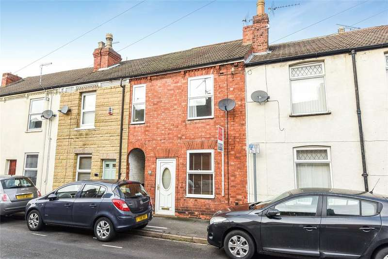 3 Bedrooms Terraced House for sale in Waldeck Street, Lincoln, LN1