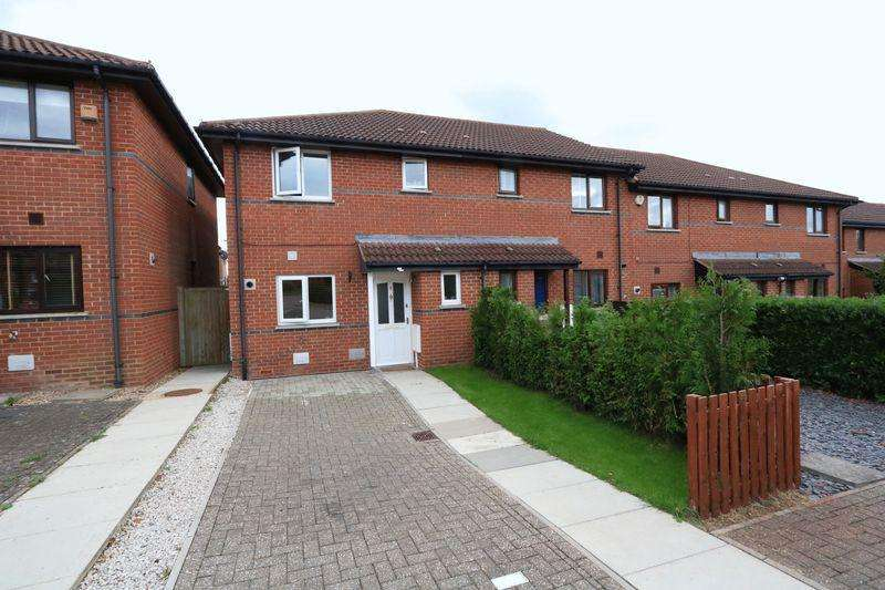 3 Bedrooms End Of Terrace House for sale in Fossey Close, Milton Keynes