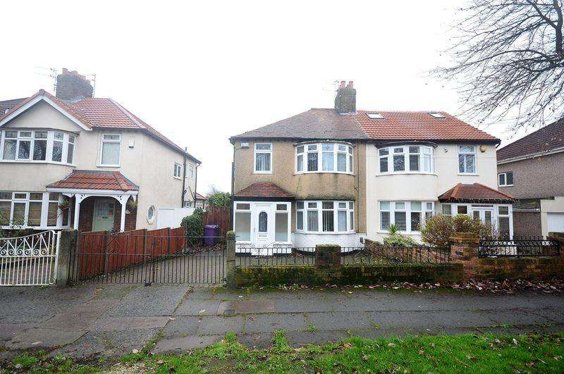 3 Bedrooms Semi Detached House for sale in Thingwall Road, Wavertree Gardens
